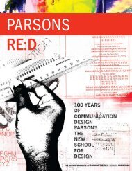re:D Fall 2007 (PDF) - The New School