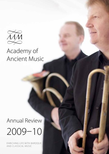 Download here - Academy of Ancient Music