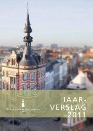 Jaar- verslag 2011 - Ackermans & van Haaren