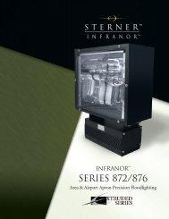 SERIES 872/876 - Sterner Lighting