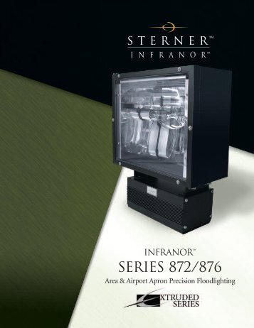 SERIES 872/876 - Sterner Lighting