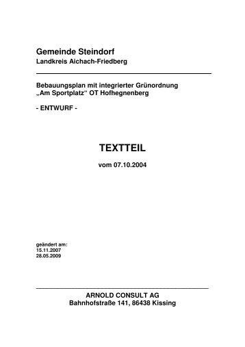 TEXTTEIL - VG Mering