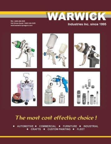 HVLP GUN KIT - Warwick Industries Inc. - Home Page