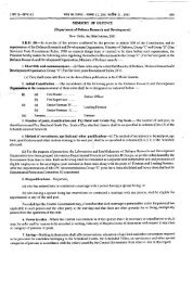 SRO No 68 dated 28 October 2011 - DRDO
