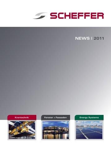 NEWS | 2011 - Scheffer Krantechnik