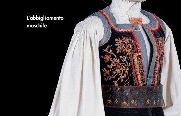 """L'abbigliamento maschile tratto da """"Costumi ... - Sardegna Cultura"""