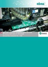 Success Story Computrol - abas ERP customer Computrol goes