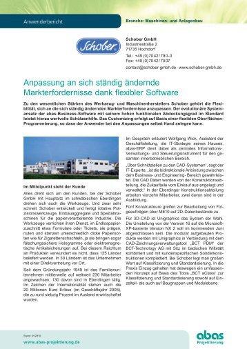 Download als pdf (1,24 MB) - ABAS Projektierung