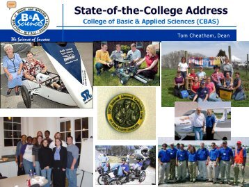 2004 Address - Middle Tennessee State University