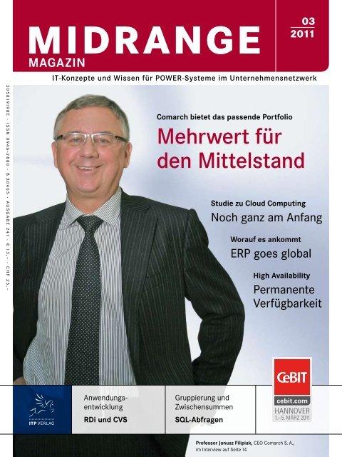 Mehrwert für den Mittelstand - Midrange Magazin