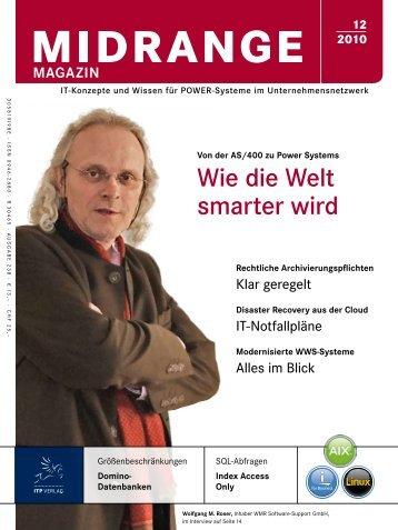 SChWERPUNKT - Midrange Magazin