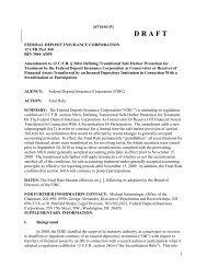 Safe Harbor Extension - PDF - FDIC
