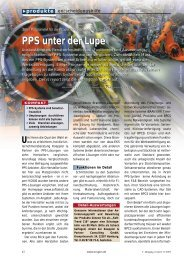 PPS unter der Lupe PPS unter der Lupe - SoftSelect