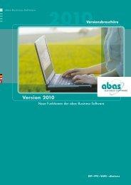 Download der Infobroschüre - abas system gmbh