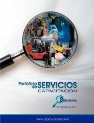Portafolio de Servicios Lupa Soluciones, S.A. de C.V.
