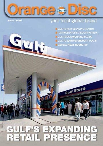 Issue 27 - Gulf Oil International