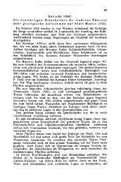 93 B ericht (1948) des auswärtigen Mitarbeiters Dr. Andreas Thurner ...