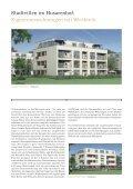 Stadtvillen mit Weitblick - Husarenhof Marienthal - Seite 5