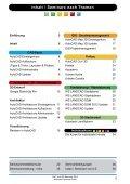 CAD- und GIS-Seminare 2012 - Widemann Systeme GmbH - Page 5