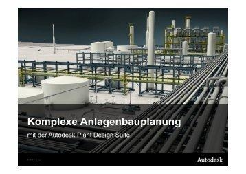 Autodesk® Plant Design Suite - SKM Informatik GmbH