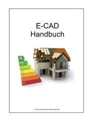 E-CAD Handbuch - Heilmann Software