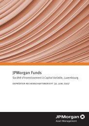 JPMorgan Funds - PrimeIT