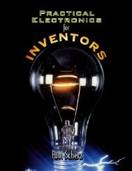 Practical Electronics for Inventors Paul Scherz - Andy Holtin