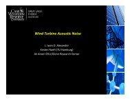 Wind Turbine Acoustic Noise