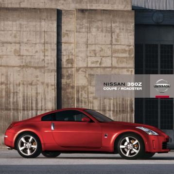 NISSAN 350Z NISSAN 350Z - Free