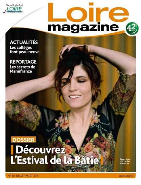 Juillet-Août (pdf 7 - Conseil général de la Loire
