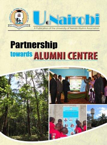 ALUMNI CENTRE - University of Nairobi Alumni Association (UONAA)