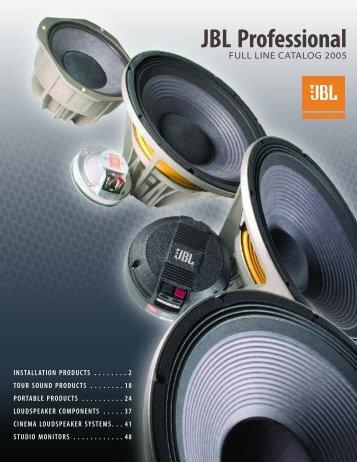 JBL Professional - Pro Music