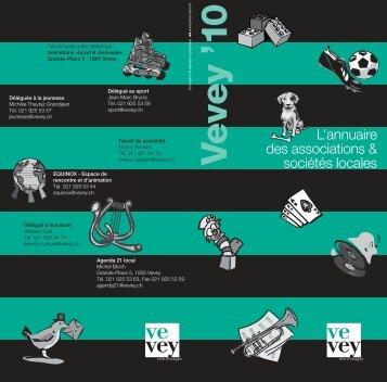 associations sportives - Vevey