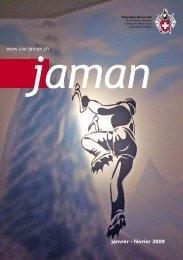 janvier - février 2009 www.cas-jaman.ch - Club Alpin Suisse Section ...