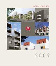 RappoRt d'activité - Groupe immobilier 3F