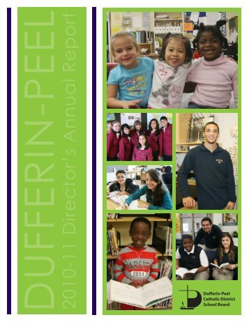 2010-11 Director's Annual Report - Dufferin-Peel