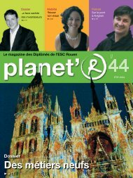 Planet R n°44 - Rouen Business School