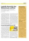 «Die Post» - Personalzeitung - Die Schweizerische Post - Seite 7