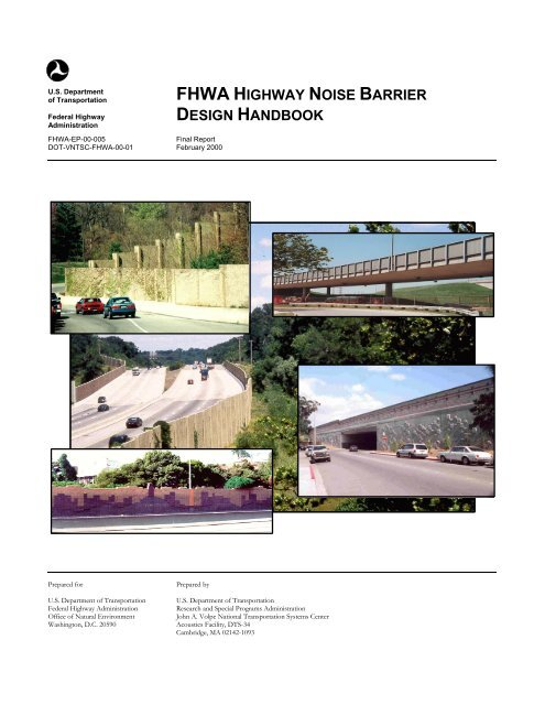 References FHWA Highway N
