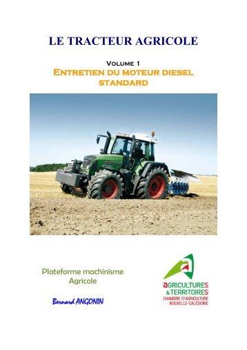 l'entretien du moteur diesel introduction