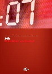 Geschäftsbericht 2007 der VBK – Verkehrsbetriebe Karlsruhe GmbH