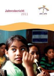 Jahresbericht 2011 - Pan y Arte