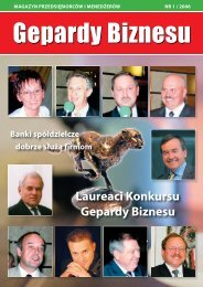 Gepardy Biznesu 1/2006