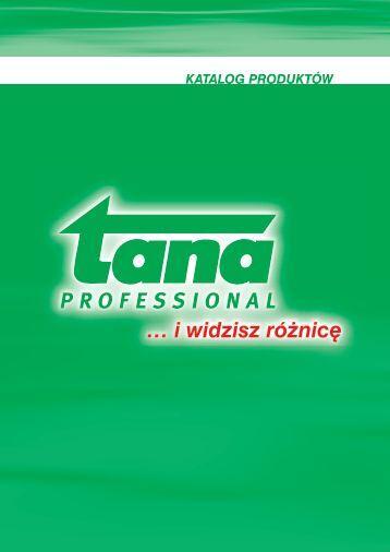 Tana - PRO higiena