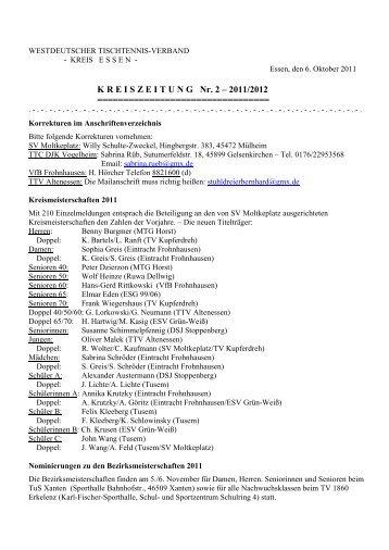 KREISZEITUNG Nr. 2 - Siegelonline.de