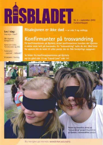 nisnulnir - Menighetsbladet