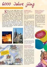 6000 Jahre jung - Stadt Borken