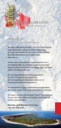 Flyer > FRAUEN Gesundheitswochen - Spiekeroog