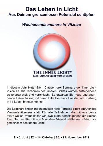 Das Leben in Licht - Inner Light Vision