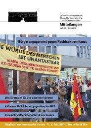 Neue - Dokumentationszentrum Oberer Kuhberg e. V.